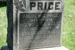 Ida <i>Agans</i> Price