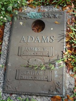 James Walton Adams