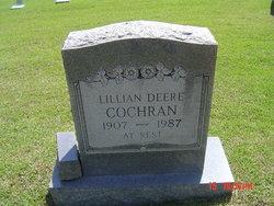 Lillian <i>Deere</i> Cochran