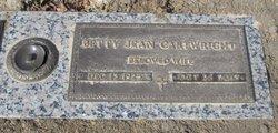 Betty Jean Cartwright