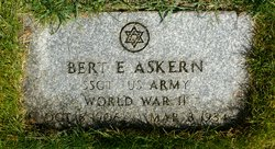 Bert E. Askern