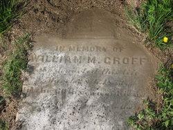 William Morgan Groff