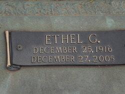 Ethel <i>Russell</i> Ball