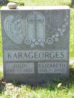 Elizabeth Bessie <i>Nakos</i> Karageorges