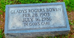 Gladys Nola <i>Rogers</i> Bowen