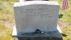 Jeannette A. <i>Werner</i> Mallette