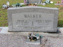 Annie L. <i>Wood</i> Walker