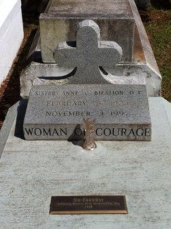 Sr Anne C Bizalion