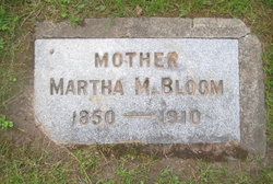 Martha Moore <i>Porter</i> Bloom