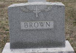 Margaret E. <i>Muldoon</i> Brown