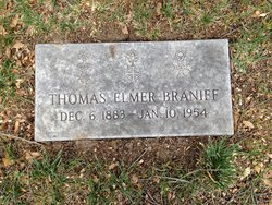 Thomas Elmer Braniff