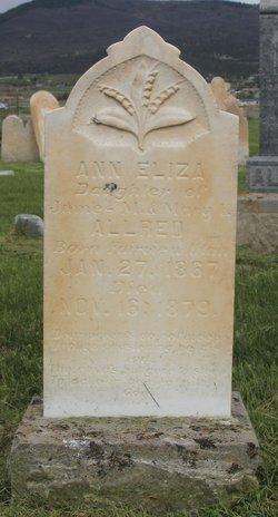Ann Eliza Allred
