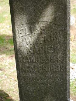 Elias Watkins Napier