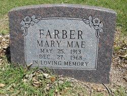 Mary Mae <i>Harris</i> Farber