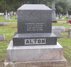 Florence <i>Wolcott</i> Alton