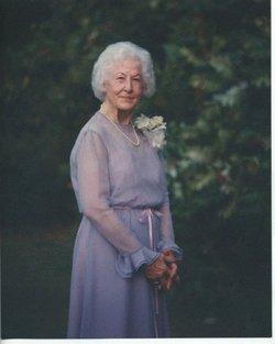 Nora Belle <i>Ganus</i> McHand