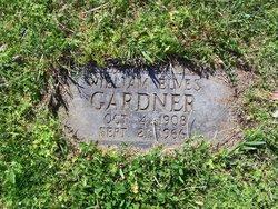 William Elves Gardner