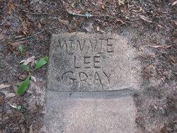 Minnie Lee Gray