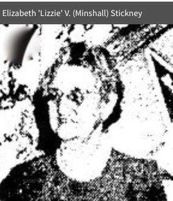 Elizabeth Victoria <i>Minshall</i> Stickney