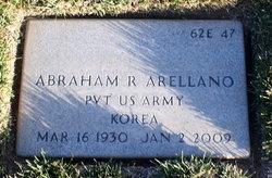 Abraham R Arellano