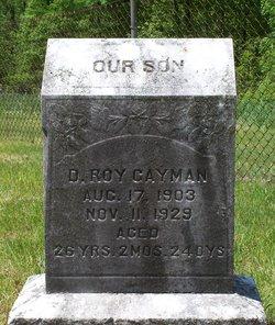 D. Roy Gayman