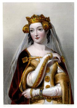Philippa d'Avesnes of Hainault