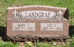 Leo J Landgraf