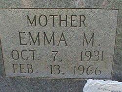Emma Mae <i>Clubb</i> Baker