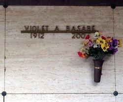 Violet Antoinette <i>Bruno</i> Basabe
