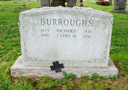 Clara Margaret <i>Friedel</i> Burroughs