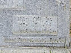 Ray Bolton Dame