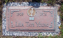 Lila <i>Tays</i> Young
