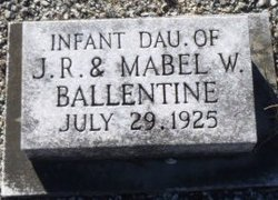 Infant Ballentine