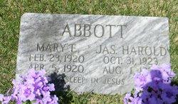 Marge E Abbott