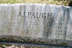 Arthur A Alpaugh