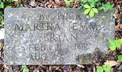 Martha Emma <i>Pollack</i> Bryan