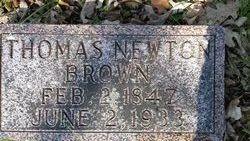 Thomas Newton Brown