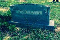 Alberta Virginia Bert <i>Little</i> Strickland