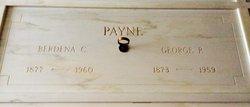 George Pierce Payne