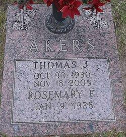 Thomas Jefferson Akers