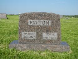 Martha <i>Russnogle</i> Patton