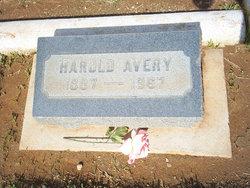Harold Avery
