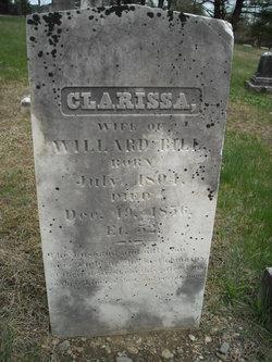 Clarissa <i>Esty</i> Bill