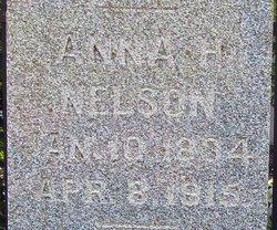 Anna H Nelson