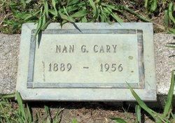 Nan <i>Greenhow</i> Cary