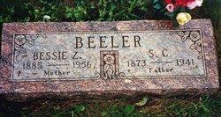 Bessie Z <i>Gulick</i> Beeler
