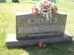 Ester Maxine <i>Brown</i> Wilson