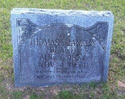 Thomas Franklin Bland