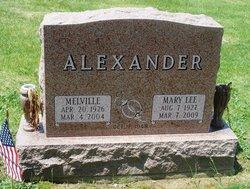 Mary Jean <i>Lee</i> Alexander