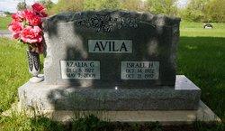 Azalia G. <i>Carter</i> Avila